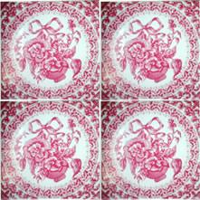 azulejos decorao especial - Azulejos Rosa